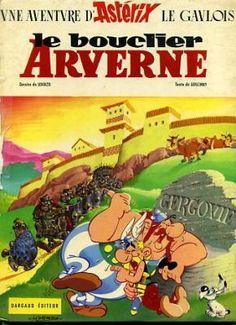Couverture Astérix, tome 11 : Le bouclier Arverne