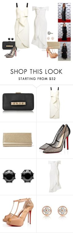 """2013 Glamour US Women of the Year Awards - Part 1."" by foreverforbiddenromancefashion ❤ liked on Polyvore featuring Valentino, Jason Wu, Jimmy Choo, Christian Louboutin, Juicy Couture and Alice + Olivia"