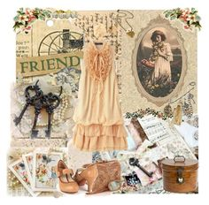 """""""You've Got a Friend"""" by nz-carla ❤ liked on Polyvore featuring art"""