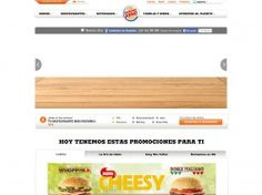 Presentando éste cupón obtené Papas y Gaseosa Regulares Gratis con la compra de un sándwich Chessy doble italiano Burger King, Poker, Soft Drink