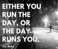 Keep Running With new day