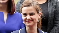 """JO COX,  MP: a """"proud Yorkshire lass"""" who worked for charities around the world before reaching Westminster to represent the constituency of her birth.  [June  2016]"""