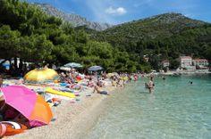 Plaża w Drveniku Dolores Park, Travel, Europe, Viajes, Destinations, Traveling, Trips