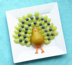 Un plat de fruits original pour surprendre vos invités! Voici 20 idées créatives…
