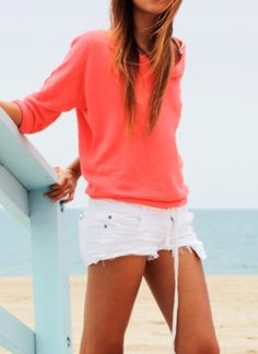 Beach Outfit.... Oh yes! So excited for the beach. <3