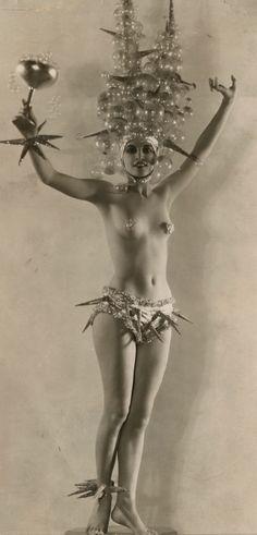 A Follies Beauty c.1933