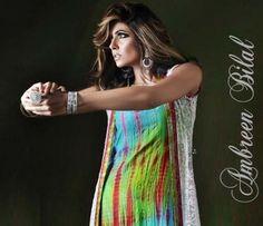 Ambreen Bilal Formal Wear Collection 2013 For Women