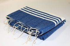 Premium Handmade Turkish Towel Fouta Hammam by TurkishLinenTowels, $29.95
