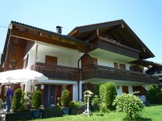 Mit eigenem Garten ! #Wohnung in #Ofterschwang #Westerhofen