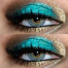 Now that is turquoise