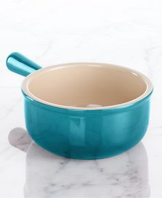 Le Creuset French Onion Soup Bowl - Casual Dinnerware - Dining & Entertaining - Macy's