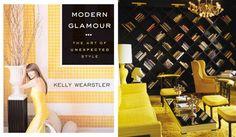 My current design inspiration-Kelly Wearstler Modern Glamour