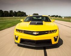 Chevrolet Camaro Bumblebee Driving Experience The perfect experience gift for any sci-fi or action movie fanatic with an interest in cars, this Chevrolet Camaro driving experience provides the ultimate cross-over! For 6 adrenaline-fulled laps, yo http://www.MightGet.com/january-2017-11/chevrolet-camaro-bumblebee-driving-experience.asp