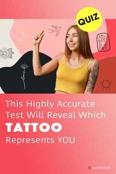 If you've been contemplating on getting a tattoo, take this quiz to provide you some guidance! From quote tattoos to symbol tattoos...which tattoo is right fo you? #tattoo #tattoodesign #tattooideas #tattooquiz #femaletattoo #tattoopersonalityquiz #personalityquiz