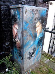 C215 - Amsterdam   C215   Flickr