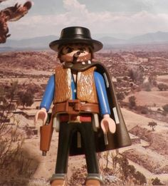 Click Eastwood  in ''The Good, the Bad and the Ugly''