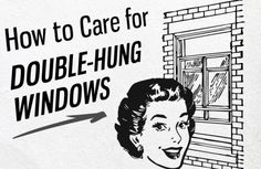 Double-hung windows are the most popular window style in the United States today, and are a favorite among homeowners because of the many benefits they offer. But just like any other type of window, double-hungs need TLC to keep looking and working like new. The good news is that caring for a double-hung window is easy.
