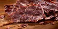 DIY Beef Jerky For Dad http://www.womensforum.com/do-it-yourself-beef-jerky-for-dad.html #womensforum