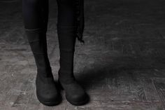 "KONSTANTIN KOFTA / ""HUG"" / boots"