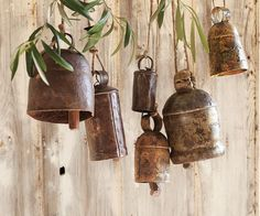 Vintage Farm Bells $19.00
