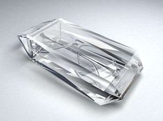 - This transparent gem-shaped eyewear case by SabotagePKG for PRISM is a perfect example of when packaging embodies both the product and its company. Web Design Gallery, Glass Packaging, Packaging Ideas, Transparent Design, Beauty Packaging, Glasses Case, Eye Glasses, Packaging Design Inspiration, Design Ideas