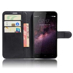 Wallet Leather Cover for HOMTOM HT17 Luxury Flip Cover case for  HOMTOM HT17  Phone Case Stand Magnetic Wallet