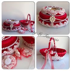 Kına seti Trousseau Packing, Henna Night, Wedding Crafts, Wedding Decorations, Henna Party, Wedding Gift Wrapping, Flower Girl Basket, Princess Birthday, Gift Baskets