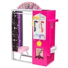 Cabine de fotos da Barbie