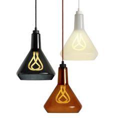 Drop Top Lamp Shade (A) Set - White
