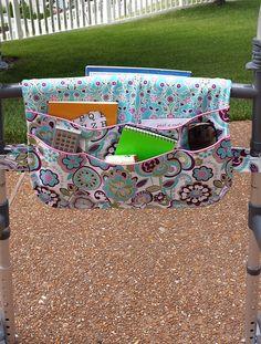 Walker Bag Rosemary Garden Walker Bags Walker Organizer