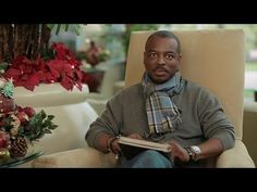 'The Night Before Christmas' Read by LeVar Burton - Reading Rainbow Story Time