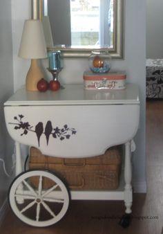 1000 Ideas About Tea Cart On Pinterest Tea Trolley Bar
