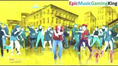 """Just Dance 2016 Gameplay - """"Uptown Funk"""" - High Score Of 2380 Points This video features my Just Dance 2016 gameplay as I dance to the """"Uptown Funk"""" Song sung by Mark Ronson feat. Bruno Mars and achieve a high score of 2380 points. The objective of this rhythm game is to mimic the moves of the dancer featured in the on-screen music video as accurately as possible in order to make an earnest attempt to earn the highest possible score."""