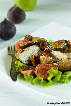 Пряные куриные грудки с инжиром и яблоками: alenakogotkova