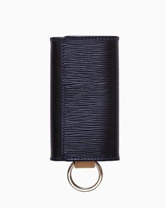 Whitehouse Cox | S9692 KEY CASE WITH RING / OXFORD BRIDLE