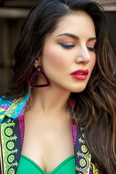 The Chaos of colors 🎉! Lips: Fusion of & by 💄 💋 Bollywood Girls, Bollywood Bikini, Beauty Full Girl, Beautiful Girl Image, Beautiful Women, Cute Girl Photo, Most Beautiful Indian Actress, Famous Models, Indian Celebrities