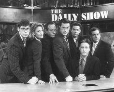 Steve Carell, Jon Stewart, and Stephen Colbert love them all