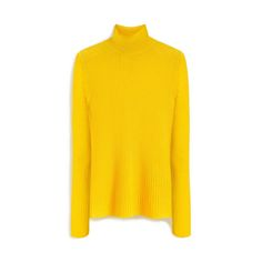 Mulberry - Eleanor Roll Neck Jumper in Firefly Cashmere Silk
