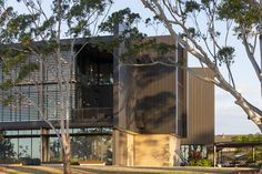 AUSTRALIAN CATHOLIC UNIVERSITY INTERLOCKING CASSETTE PANELS ALUMINIUM Catholic University, Learn Art, State Art, Cladding, Exterior, House Styles, Projects, Design