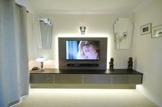 Bespoke Fitted & Walk In Wardrobes Hampshire, Dorset, London & the South. Stockists of MisuraEmme Furniture. Bespoke Furniture, Furniture Design, Fitted Wardrobes, Media Wall, Tv Cabinets, Tv Stands, Tv Unit, Walls, Lounge