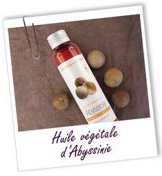 Huile végétale Abyssinie: permet d'obtenir des textures lisses et pénétrantes; appropriée à la formulation de maquillage; apporte éclat et douceur aux cheveux les plus secs et crépus