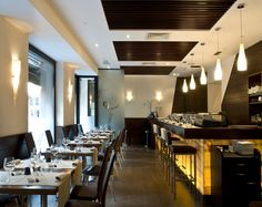 Hana Restaurant | Japanese flavours #milan #dining #japaneserestaurant #restaurant