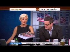 Michael Hastings on Morning Joe talking PANIC 2012