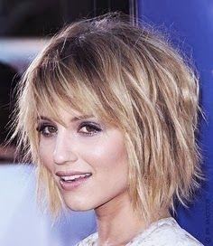 layered hair Medium length layered hairstyles