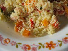 Snel-klaar éénpansgerecht by Villa speelmama:  heerlijke couscous