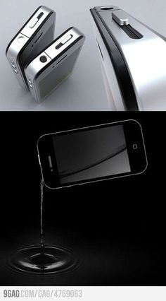 IPhone Flask
