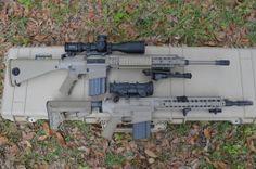 Military Weapons, Weapons Guns, Guns And Ammo, Shotguns, Firearms, Ar 10 Rifle, Sr 25, Ar Build, Custom Guns
