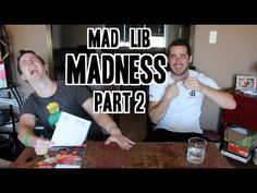 Mad Lib Madness Pt 2 - YouTube