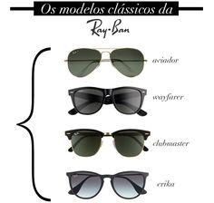 Estilo Meu - Consultoria de Imagem rayban - ray ban   sunglass - óculos de  sol 9e6052c062