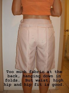 Tailored Trousers: 8 Tips to Help You Sew Pants That Fit